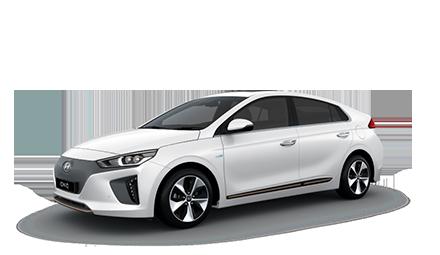 Hyundai IONIQ ELÉCTRICO en SZMotor - Vehículos Nuevos