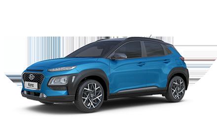 Hyundai KONA Híbrido en SZMotor - Vehículos Nuevos