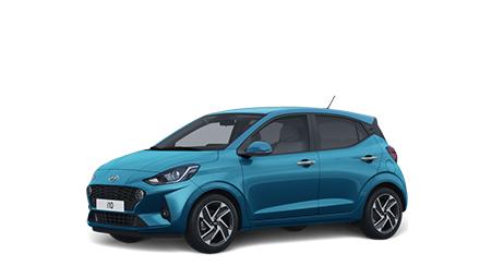 Hyundai Nuevo i10 en SZMotor - Vehículos Nuevos