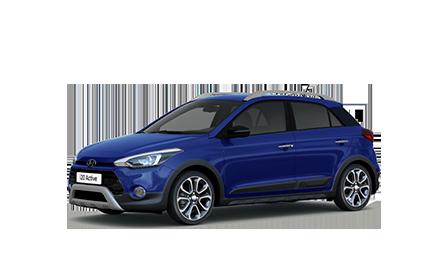 Hyundai Nuevo i20 Active en SZMotor - Vehículos Nuevos